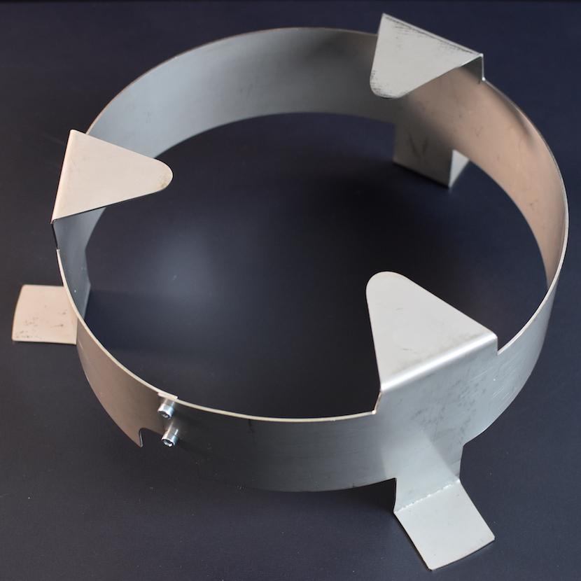 (B)energy burner frame